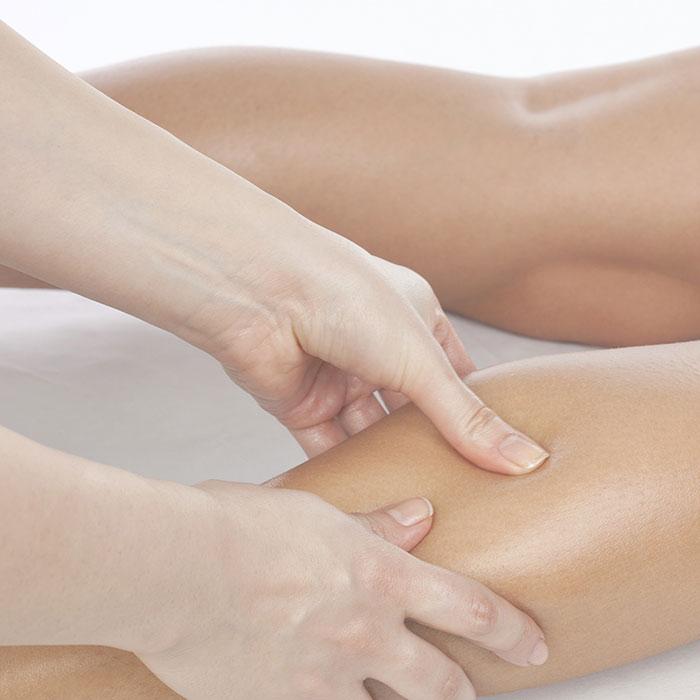 Beautyline Massage tonique des jambes